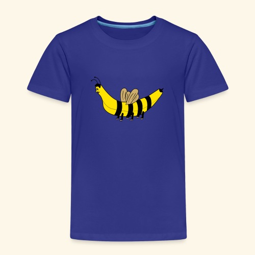 Banana bee - Kids' Premium T-Shirt