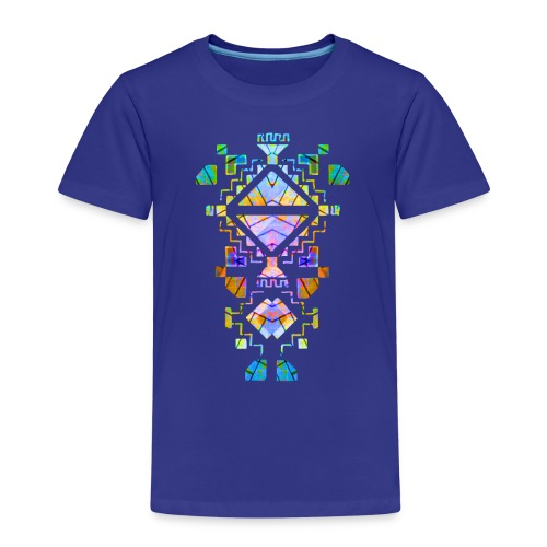 VEYM Farbenfroh BRIGHT KI - Kinder Premium T-Shirt