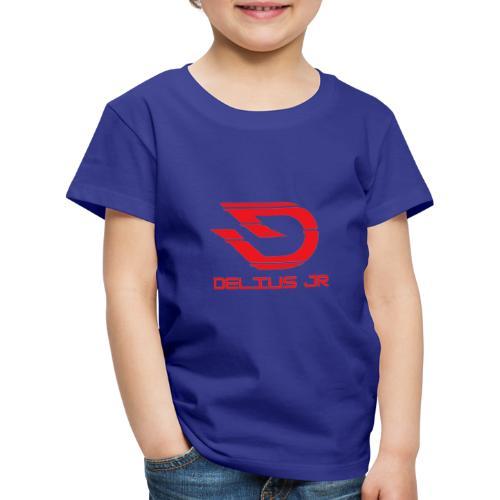 Delius Jr - Kinderen Premium T-shirt