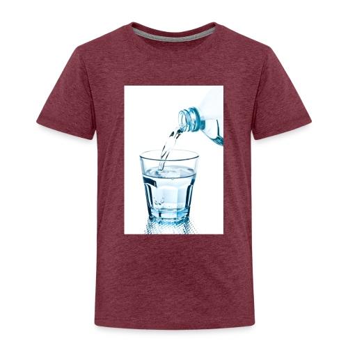 Glas-water-jpg - Kinderen Premium T-shirt