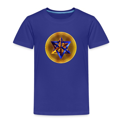 Merkaba - Kinder Premium T-Shirt