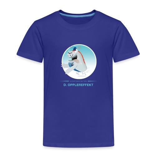 D. Opplereffekt - Kinder Premium T-Shirt