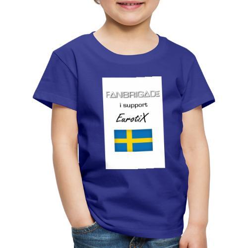 Fanbrigade - Børne premium T-shirt