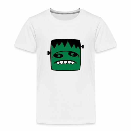 Fonster pur weißer Rand - Kinder Premium T-Shirt