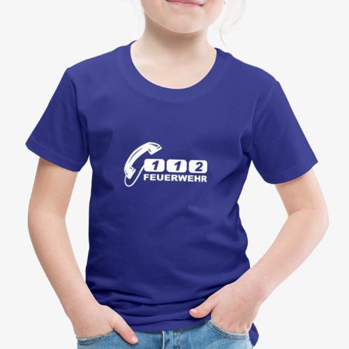 Feuerwehr 112 - Kinder Premium T-Shirt