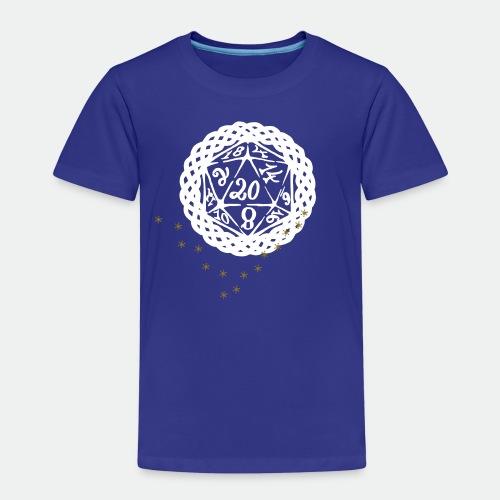 Snowflake Starglitter - Kids' Premium T-Shirt