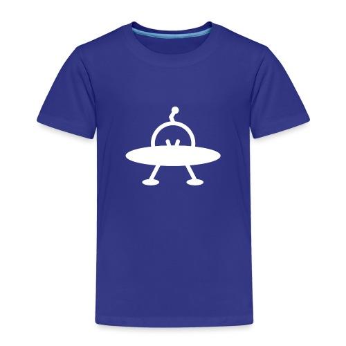 Soucoupe - Blanc - T-shirt Premium Enfant