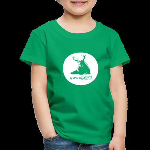 geweihbär - Kinder Premium T-Shirt