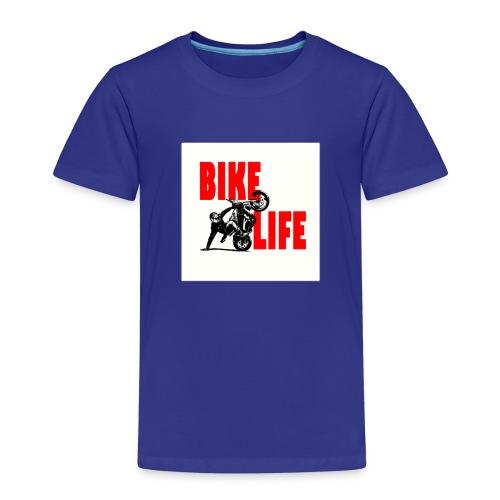 KEEP IT BIKELIFE - Kids' Premium T-Shirt