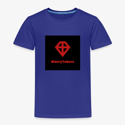 warrytubers merch - Kinderen Premium T-shirt