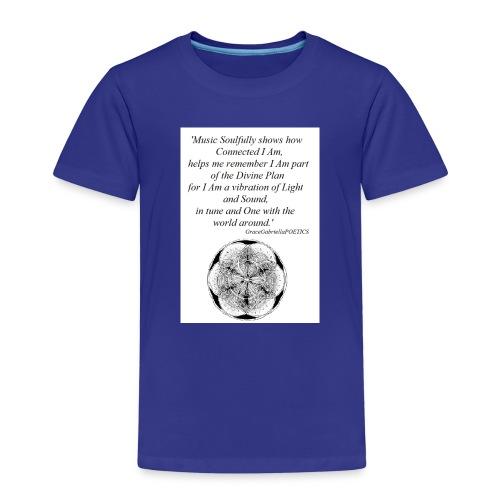 'Soul' *ROOTS Design* GraceGabriellaPOETICS - Kids' Premium T-Shirt