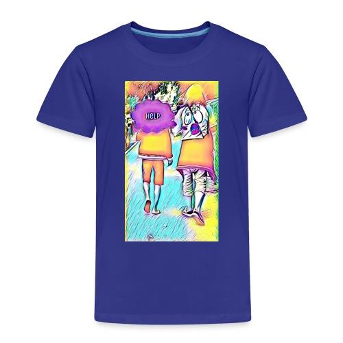 T-shirt wants To escape - T-shirt Premium Enfant