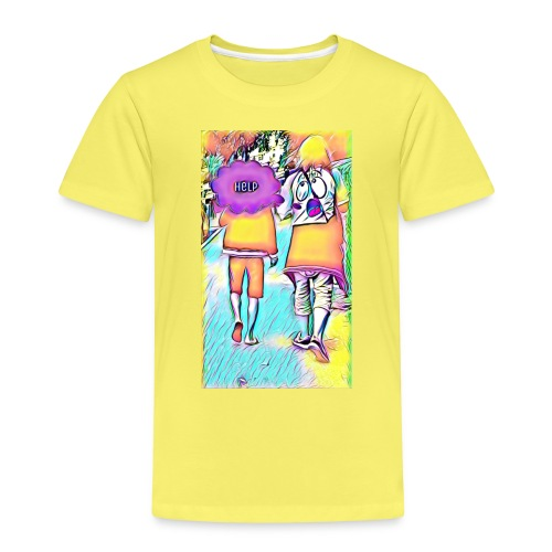 T-shirt wants To escape - T-shirt Premium Enfant