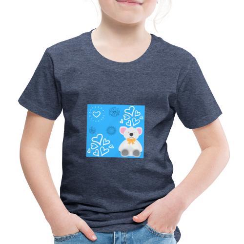 I LOVE ORSETTI - Maglietta Premium per bambini