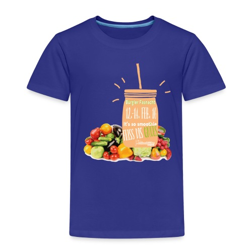 Tourshirt 2016 png - Kinder Premium T-Shirt