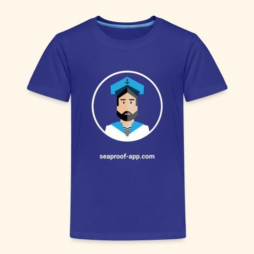 SeaProof App - Kinder Premium T-Shirt
