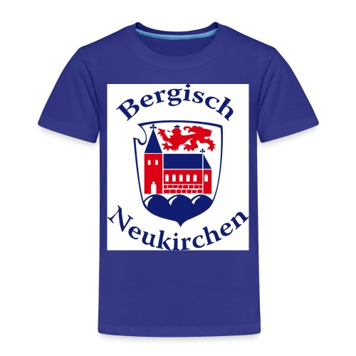 Wappen klein - Kinder Premium T-Shirt