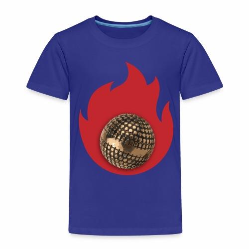 petanque fire - T-shirt Premium Enfant