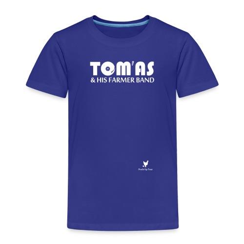 THFB pour T Shirt noir png - T-shirt Premium Enfant