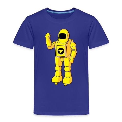 Astronauta de TENTE - Camiseta premium niño