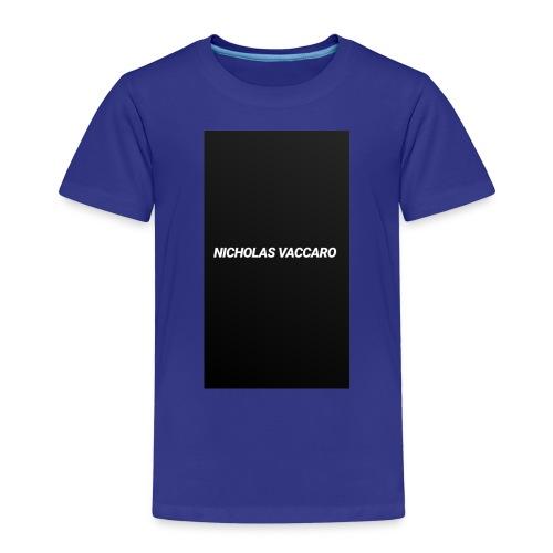 NICHOLAS VACCARO - Maglietta Premium per bambini