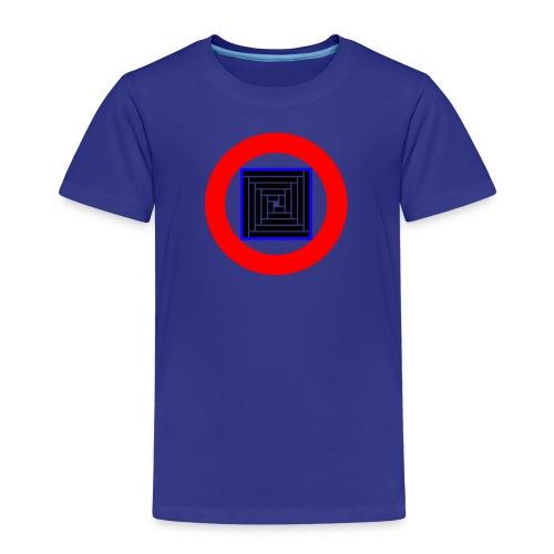 mosique' logo inverted - Kids' Premium T-Shirt