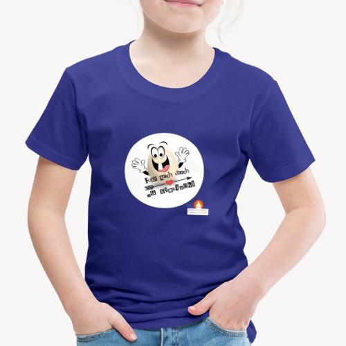 Fang mich doch Du Eierloch - Kinder Premium T-Shirt