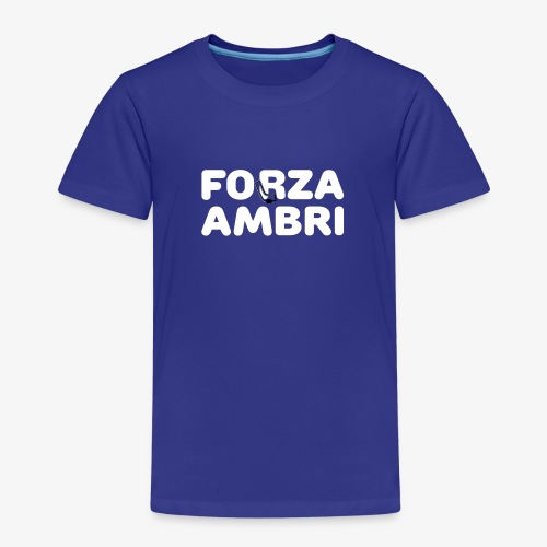 ForzaAmbri - Kinder Premium T-Shirt