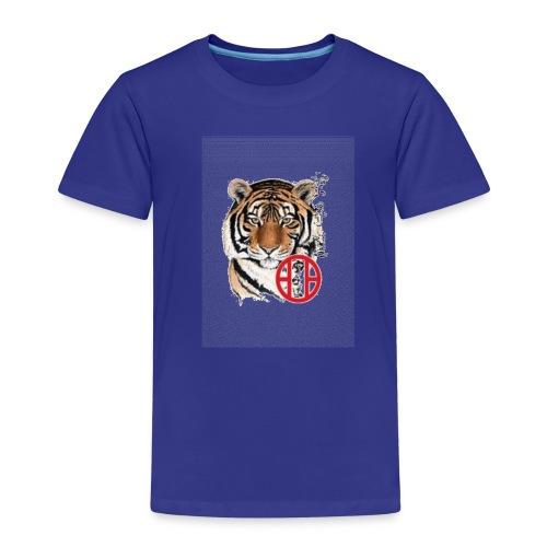 tigre1 gif - T-shirt Premium Enfant
