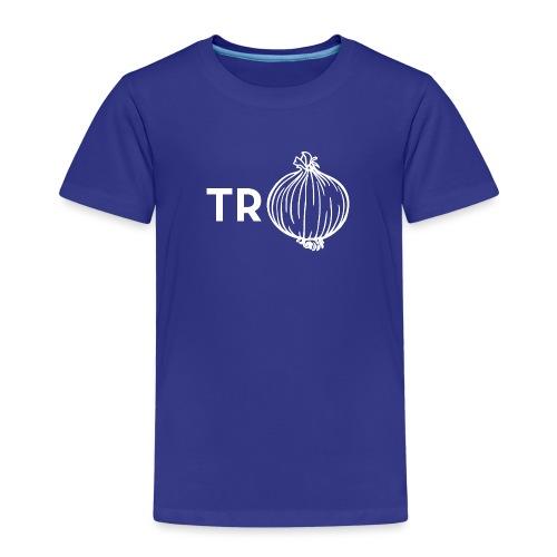 Trui met ui - Kinderen Premium T-shirt