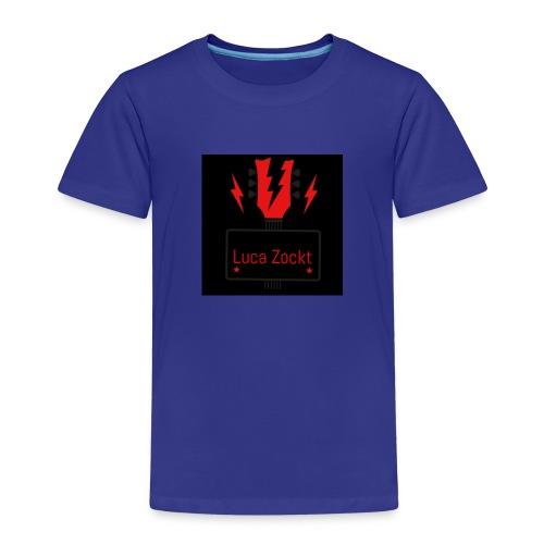 Luca zockt - Kinder Premium T-Shirt