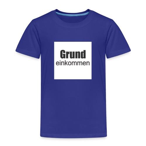 button1 - Kinder Premium T-Shirt