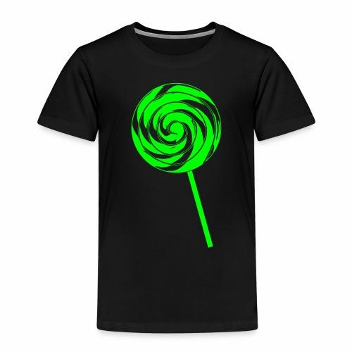 Retro Lolly - Kinder Premium T-Shirt