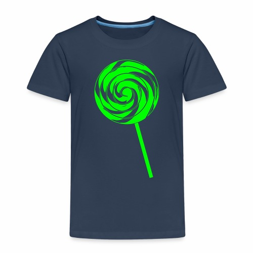 Retro Lolly - Kinder Premium T-Shirt