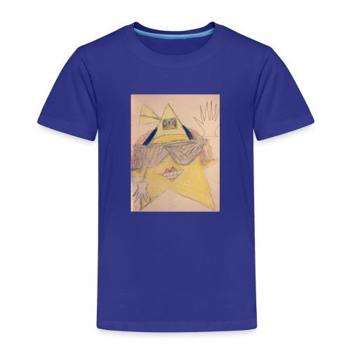 cool jamican star - Kids' Premium T-Shirt