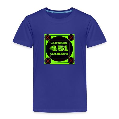 J.dubbs451 yt merchendise - Kids' Premium T-Shirt