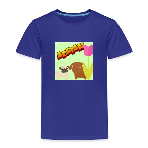 BABY og BARN - Premium T-skjorte for barn