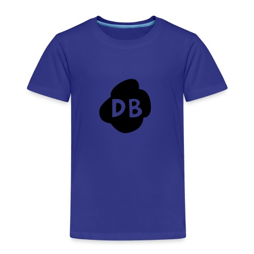 DangleBerry LogoBLACK png - Kids' Premium T-Shirt