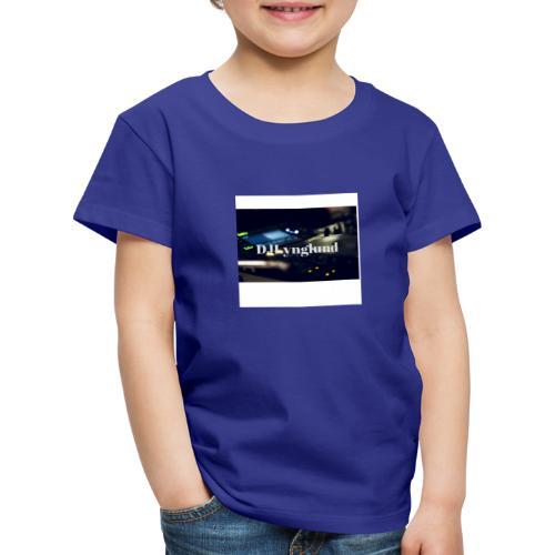 DJLynglund - Premium T-skjorte for barn