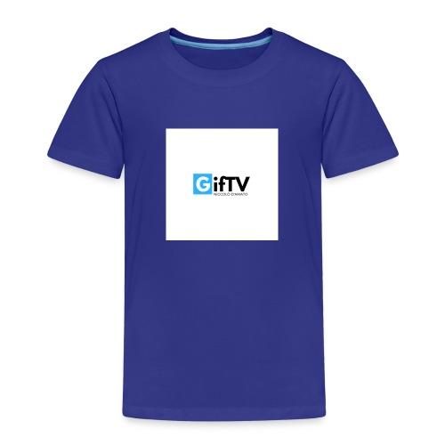 gifTV - Maglietta Premium per bambini