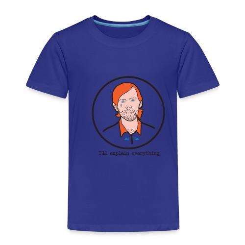 aux geeks - T-shirt Premium Enfant