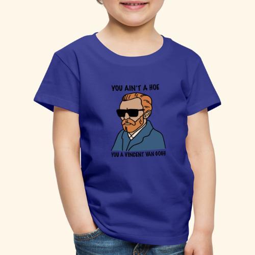 VAN GOGH - Camiseta premium niño