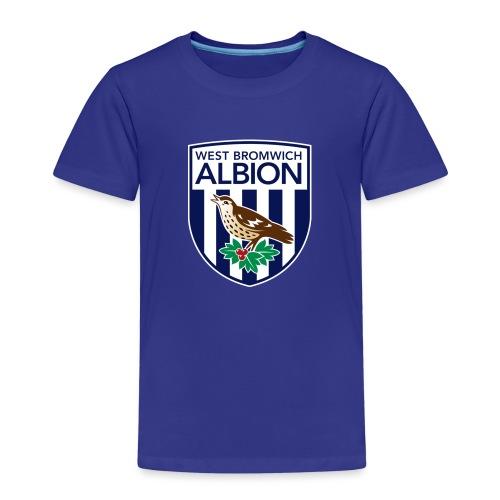 West Bromwich Albion Official Merchandise - Kids' Premium T-Shirt