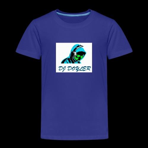 DJ Doyler - Kids' Premium T-Shirt