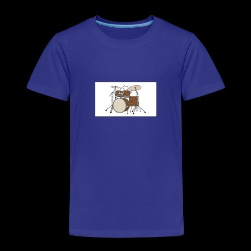 bongo cattttttttttt - Kids' Premium T-Shirt