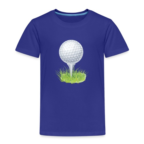 Golf Ball PNG Clipart - Camiseta premium niño