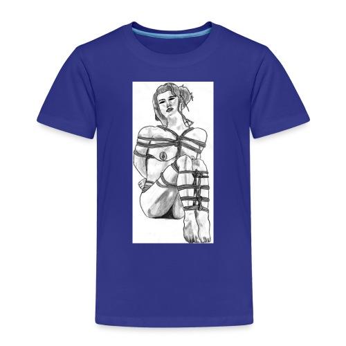 Shibari - T-shirt Premium Enfant