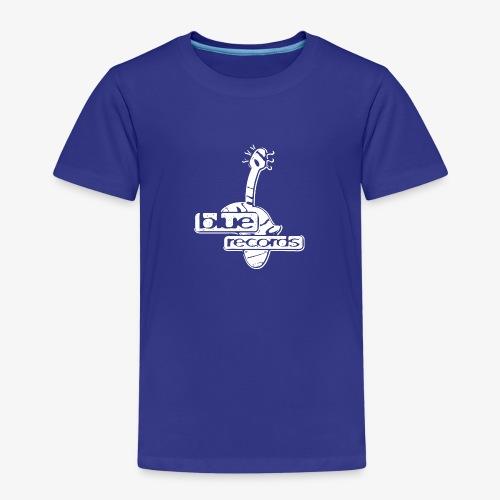 Label 'BLUE RECORDS' - Kinder Premium T-Shirt