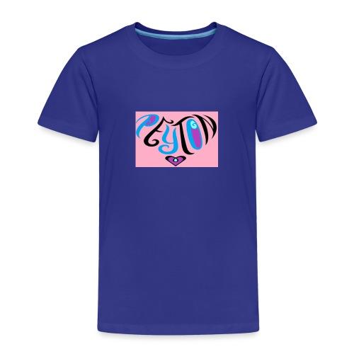 peyton merch - Kids' Premium T-Shirt