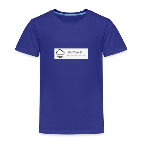 JRMTECH23 logo - Kids' Premium T-Shirt